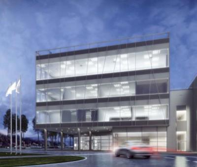 Инновационно-производственный комплекс VERTEX