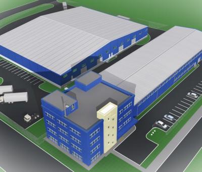 Сервисный складской центр